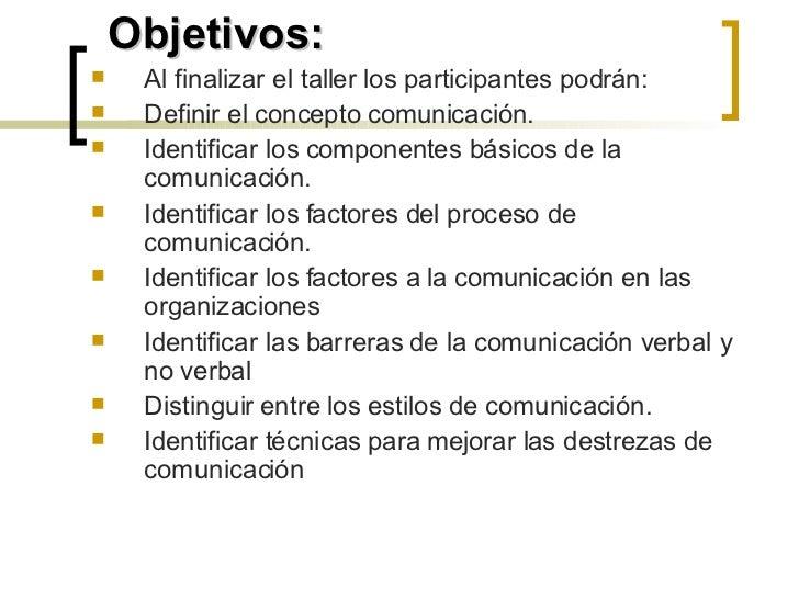Estilos De ComunicacióN Slide 2