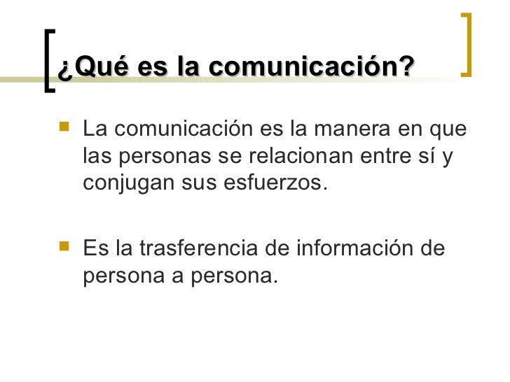 Estilos De ComunicacióN Slide 3