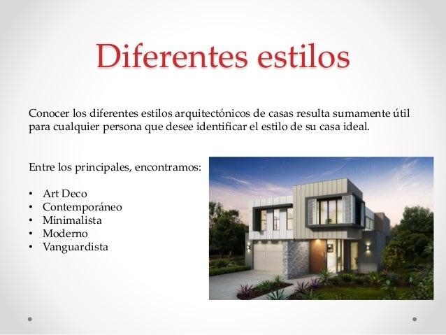 estilos arquitect nicos de casas en culiac n On estilos arquitectonicos contemporaneos