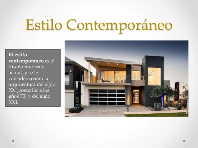 Estilos arquitect nicos de casas en culiac n - Estilo de casas ...