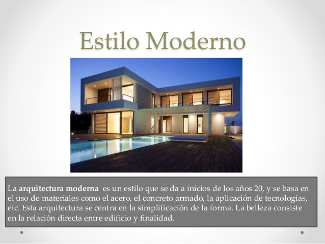 Estilos arquitect nicos de casas en culiac n - App diseno casas ...