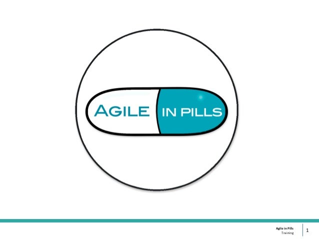 Agile in Pills Training  1