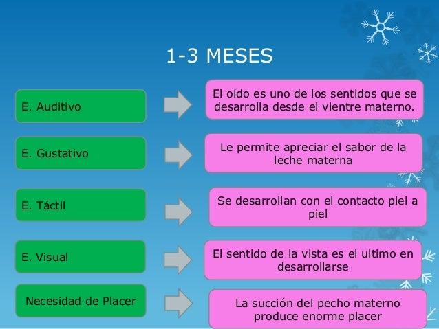 Estimulaci n temprana para ni os de 0 a 6 meses por for Actividades para jardin maternal sala de 2