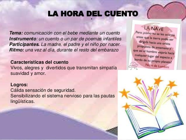 NUESTRA PEQUEÑA CHARLA. • Tema: comunicación con el bebe mediante la conversación. • Instrumento: el habla. • Participante...