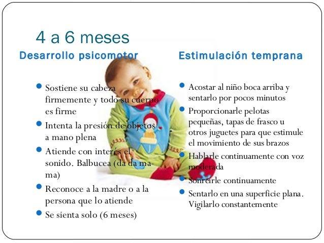 Estimulacion para bebes - Comidas para bebes de 5 a 6 meses ...