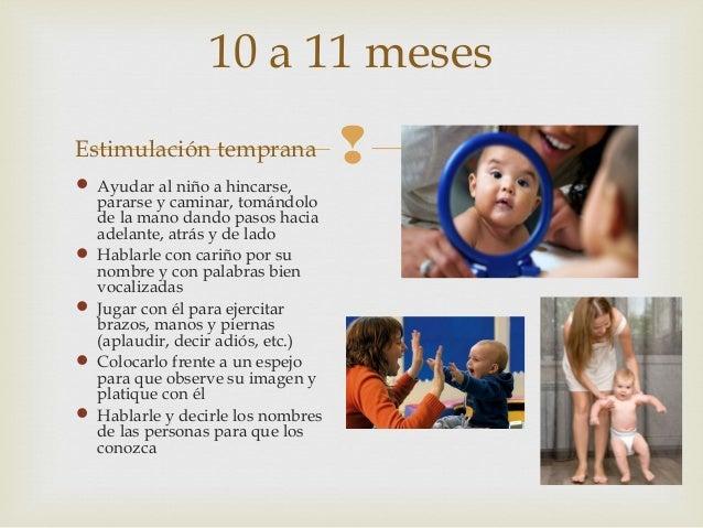 Estimulacion Temprana En El Infante De 0 A 3 Años