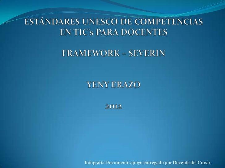 Infografía Documento apoyo entregado por Docente del Curso.