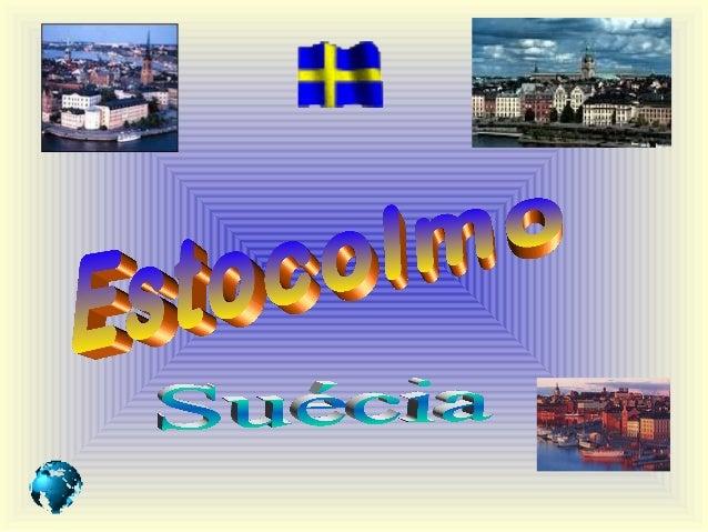 Estocolmo – Um lugarzinho bem escondido! Veja a localização no mapa: