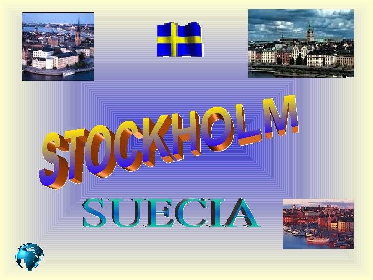 STOCKHOLM SUECIA