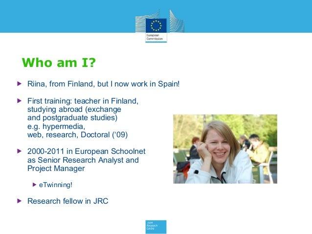 Digital Competence framework for citizens (DIGCOMP ) Slide 2