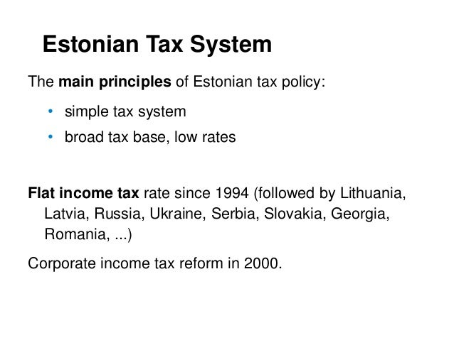 The Ukrainian Tax System: Why and How It Should Be Reformed? Part II