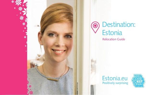 Destination: Estonia Relocation Guide