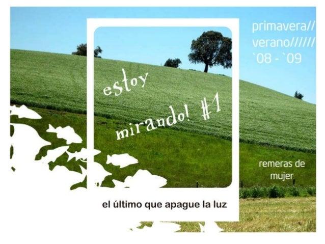 l primavera/ l verano/ /// //  'oa-'og  remeras de mujer