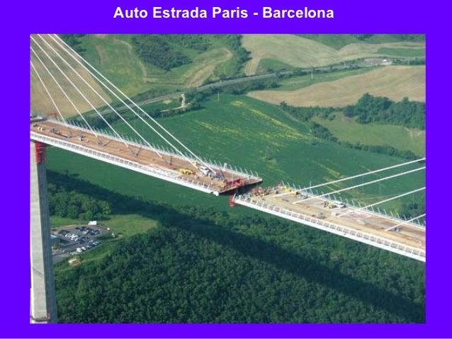 Auto Estrada Paris - Barcelona