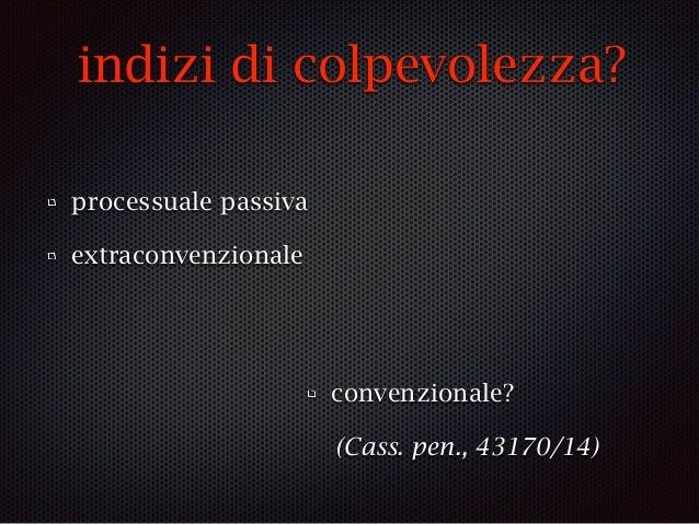 condizioni ostative alla estradizione passiva (misura cautelare!) reato politico (art. 26 / 10 Costituzione, at. 698 c.p.p...