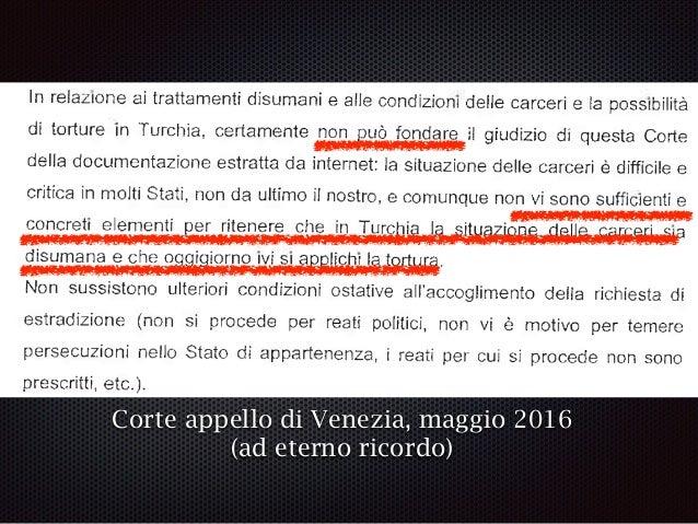 "handbrakes asilo politico? Corte EDU interim measure ""rule 39""?"