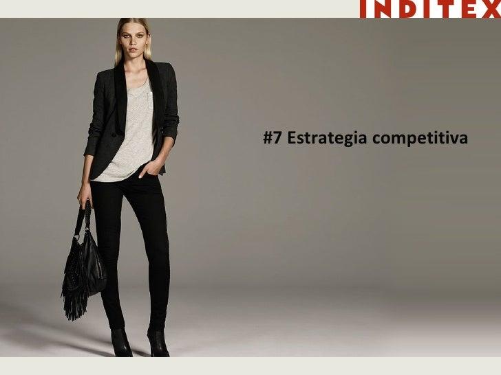 #7 Estrategia competitiva