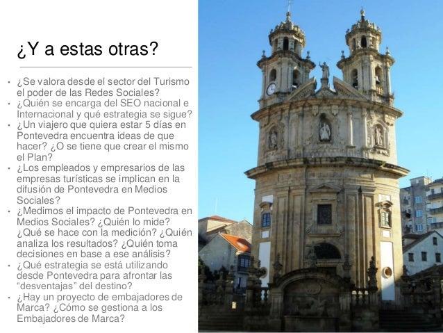 Estrategia de Marketing para Destinos Turísticos : Caso Pontevedra Slide 3