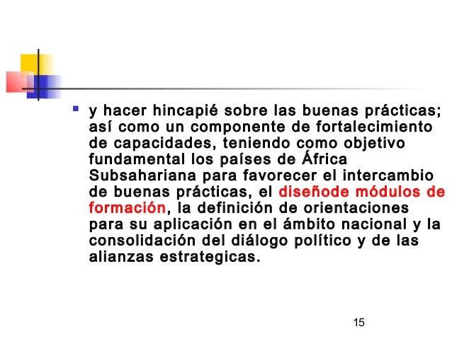 Estrategia de la oficina internacional para la educaci n for Practica de oficina definicion