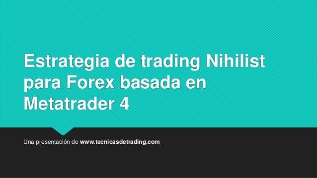 Forex trading slideshare