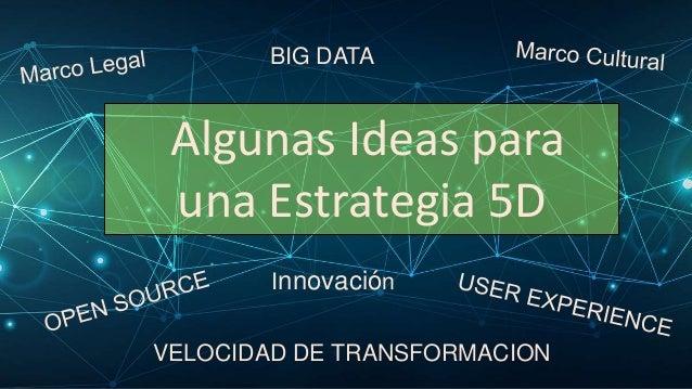 El Open Source motor de la estrategia 5DEl Open Source motor de la estrategia 5D La Tecnología es clave para entender la D...