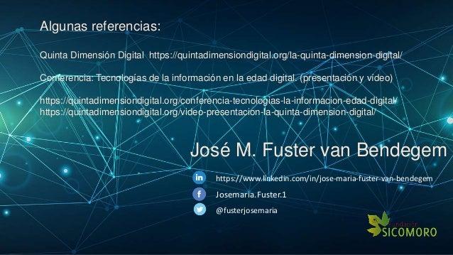 Estrategia Digital José María Fuster
