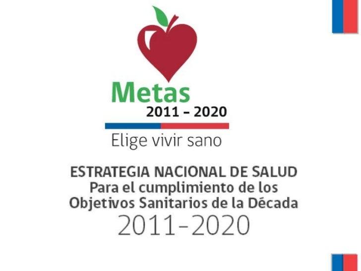 Gobierno de Chile / Ministerio de Salud   1
