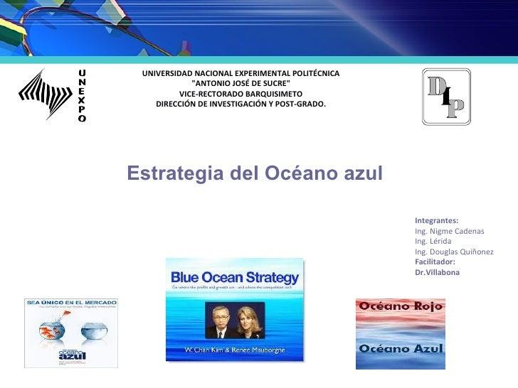 """UNIVERSIDAD NACIONAL EXPERIMENTAL POLITÉCNICA """"ANTONIO JOSÉ DE SUCRE"""" VICE-RECTORADO BARQUISIMETO DIRECCIÓN DE I..."""