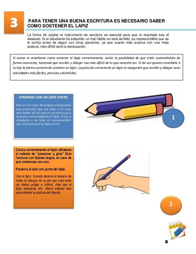 Resultado de imagen para caligrafia ejercicios para primaria - Como mejorar la caligrafia ...
