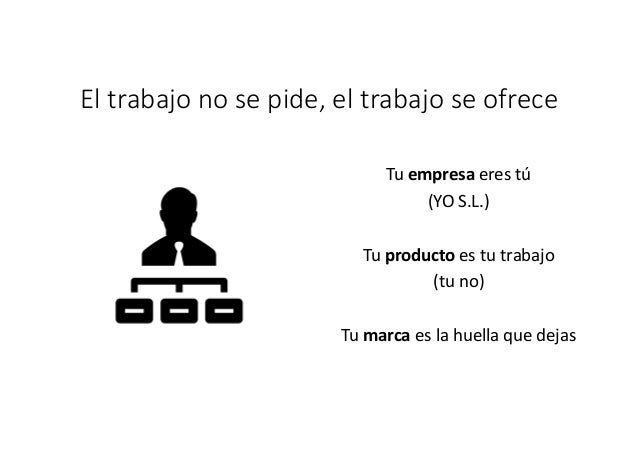 Estrategia Personal. Espacio Knowmads. Huelva 9 Mayo 2018 Slide 3