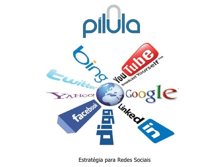 Estratégia para Redes Sociais