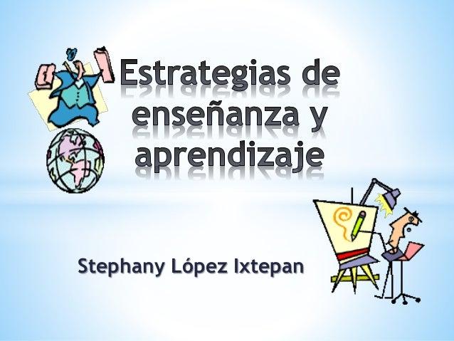 Stephany López Ixtepan