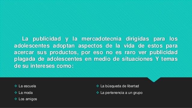 Estrategias de la publicidad y la mercadotecnia. Slide 3