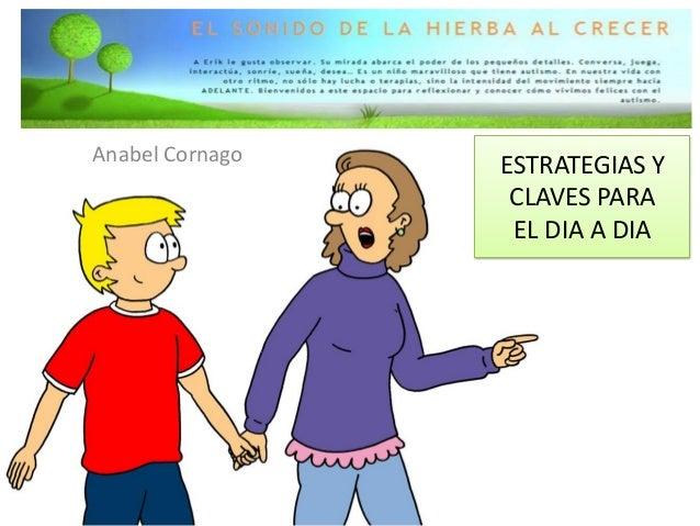 ESTRATEGIAS Y CLAVES PARA EL DIA A DIA Anabel Cornago