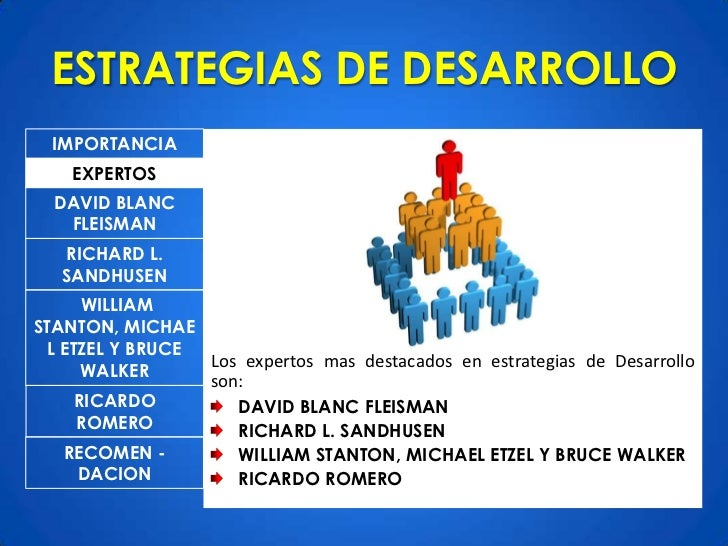 Estrategias de mercado Slide 3