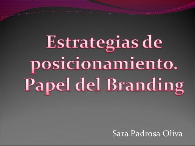 Sara Padrosa Oliva
