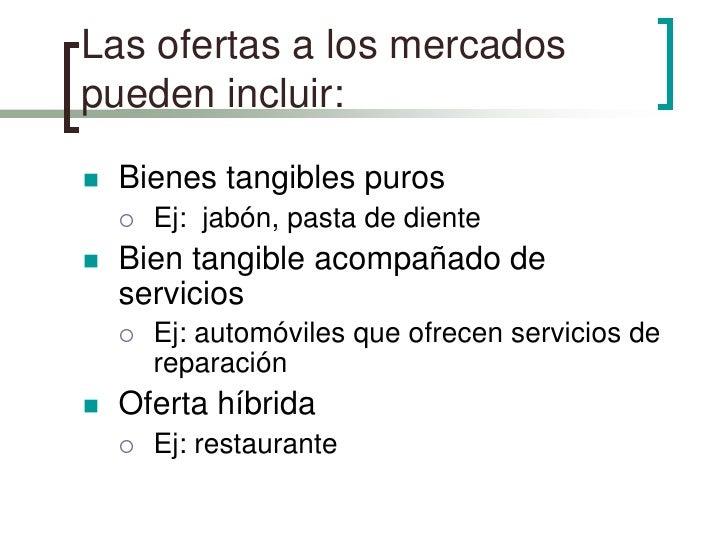Estrategias de productos y servicios Slide 2