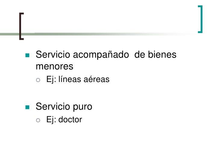 Estrategias de productos y servicios Slide 3