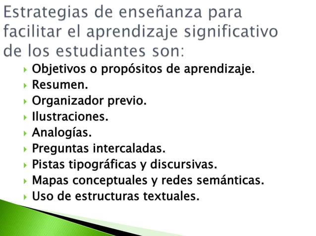  Objetivos o propósitos de aprendizaje Enunciado que establece condiciones, tipo deactividad y forma de evaluación delap...
