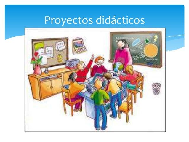 Proyectos didácticos