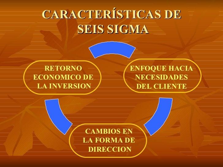 Estrategia Seis Sigma