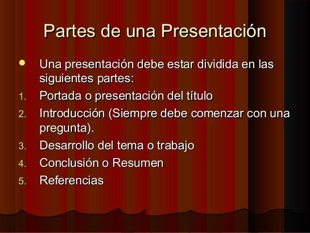 Estrategias fundamentales para una presentación efectiva en Power Point Slide 3