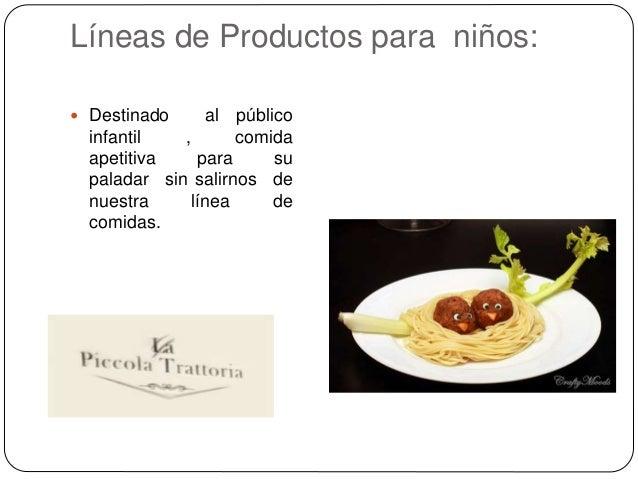Estrategias genericas restaurante for Articulos para restaurantes