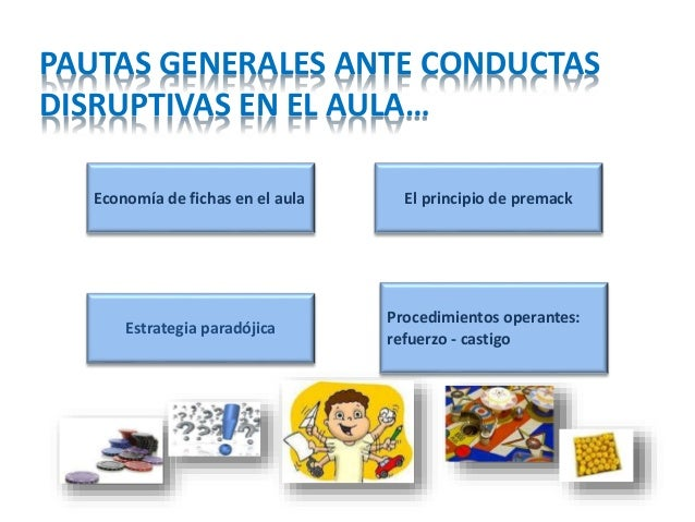 CONDUCTAS DISRUPTIVAS EN EL AULA DOWNLOAD