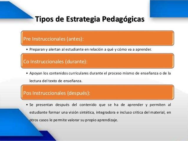 Estrategias pedagogicas for Tipos de toldos para balcones