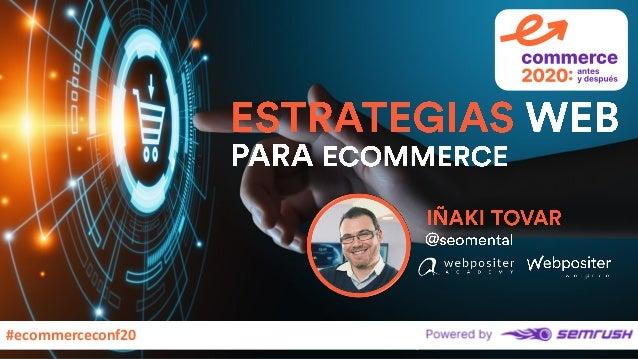 #ecommerceconf20