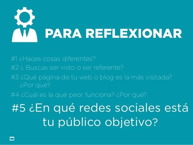 Formación Libre @ortizan  PARA REFLEXIONAR  #1 ¿Haces cosas diferentes?  #2 ¿ Buscas ser visto o ser referente?  #3 ¿Qué p...