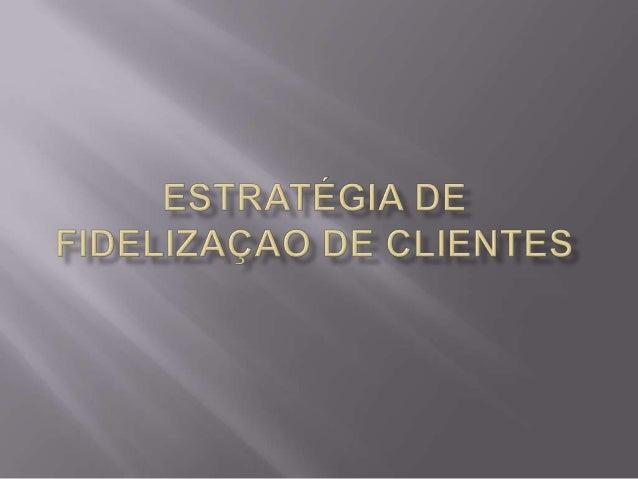   A satisfação dos clientes é uma forma das empresas se manter no    mercado a partir da conquista e fidelização de seus...