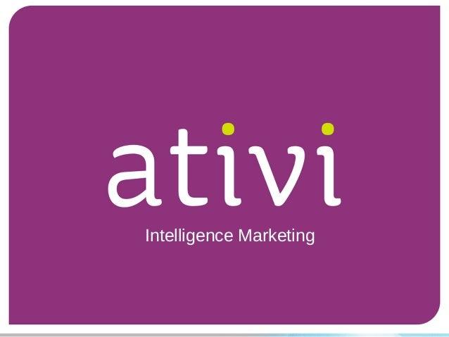 Intelligence Marketing