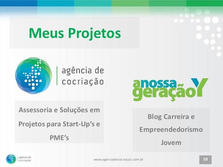 Meus ProjetosAssessoria e Soluções em                                                       Blog Carreira eProjetos para S...
